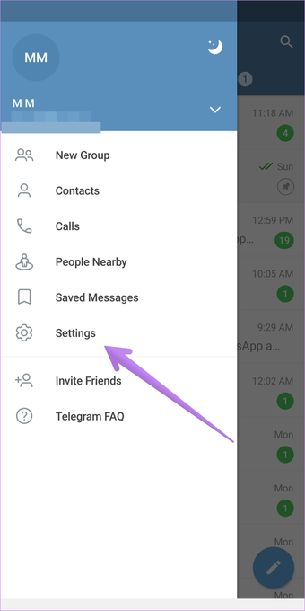 Stop telegram contact joined notifications android iphone 1